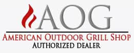 Logo of AOG grill repair.