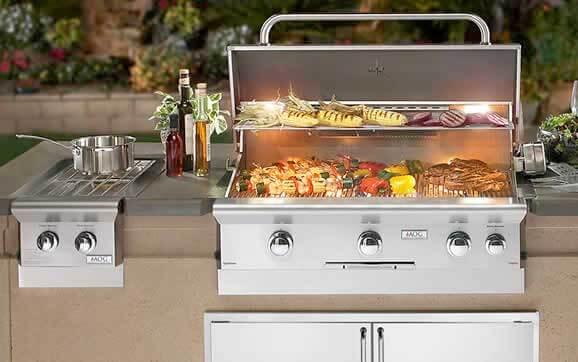 AOG grill repair by BBQ Repair Doctor.