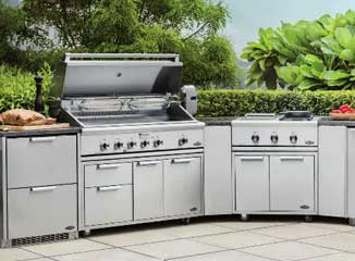 DCS BBQ repair Beverly Crest by BBQ Repair Doctor.