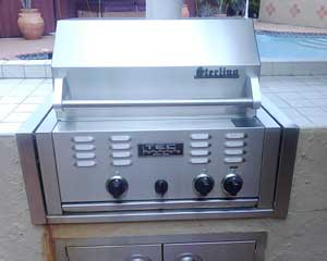 TEC Sterling barbecue repair by BBQ Repair Doctor