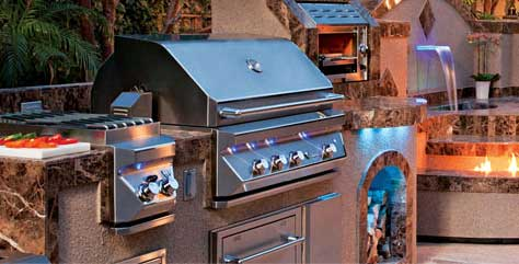 Twin Eagles BBQ repair Bel-Air by BBQ Repair Doctor.
