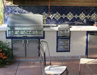 Twin Eagles BBQ repair Landera Heights by BBQ Repair Doctor.
