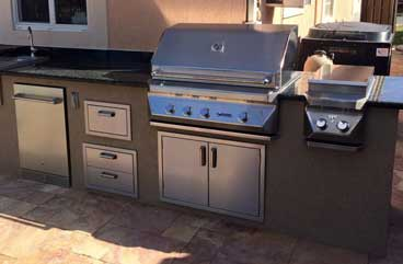 Twin Eagles BBQ repair Pacific Palisades by BBQ Repair Doctor.