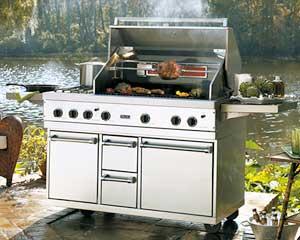 Viking barbecue repair by BBQ Repair Doctor