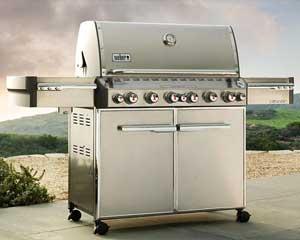 Weber grill repair by BBQ Repair Doctor