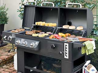Barbecue repair in Simi Valley by BBQ Repair Doctor.