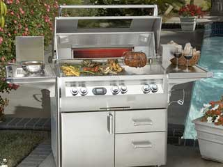 BBQ cleaning in Camarillo by BBQ Repair Doctor.