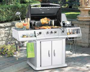 BBQ cleaning in La Conchita by BBQ Repair Doctor.