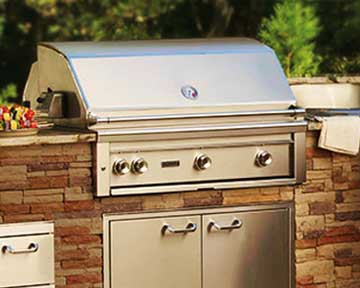 BBQ cleaning in Lake Sherwood by BBQ Repair Doctor.