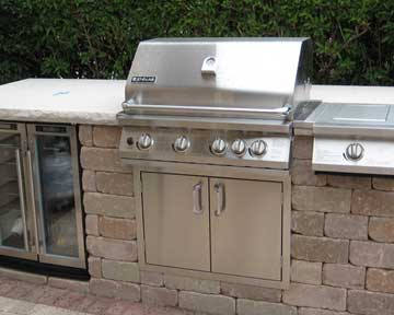 BBQ cleaning in Ojai by BBQ Repair Doctor.