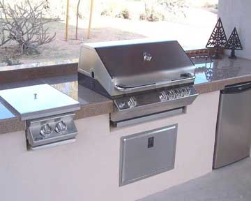 BBQ cleaning in Port Hueneme by BBQ Repair Doctor.
