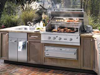 BBQ cleaning in Santa Paula by BBQ Repair Doctor.