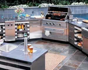 BBQ cleaning in Brentwood by BBQ Repair Doctor.