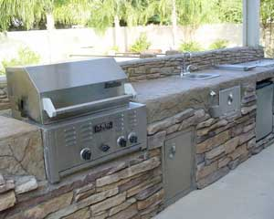 BBQ cleaning in Contra Costa by BBQ Repair Doctor.