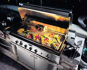 BBQ cleaning in Lafayette by BBQ Repair Doctor.