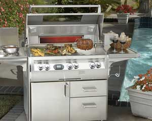 BBQ cleaning in Livermore by BBQ Repair Doctor.