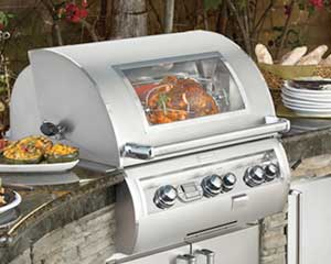 BBQ cleaning in Oakley by BBQ Repair Doctor.
