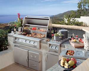 BBQ cleaning in Sunnyvale by BBQ Repair Doctor.