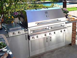 BBQ repair in Allied Gardens by BBQ Repair Doctor.