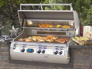 BBQ repair in Burlingame by BBQ Repair Doctor.