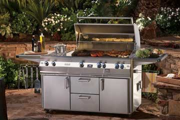 BBQ repair in Clairemont by BBQ Repair Doctor.