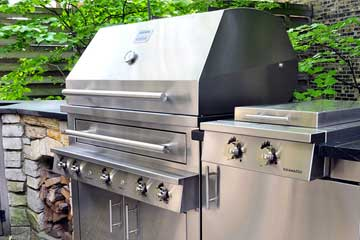 BBQ repair in Del Cerro by BBQ Repair Doctor.