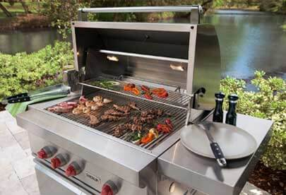 BBQ repair in San Carlos by BBQ Repair Doctor.