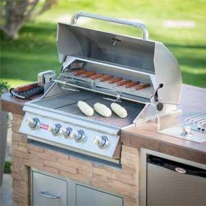 Blaze grill repair by BBQ Repair Doctor.