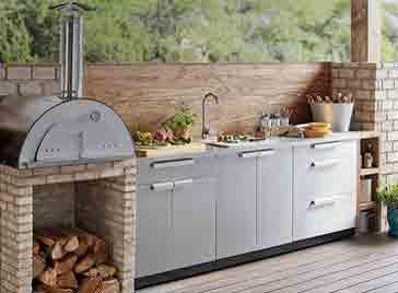 Outdoor kitchen Installation is the best.